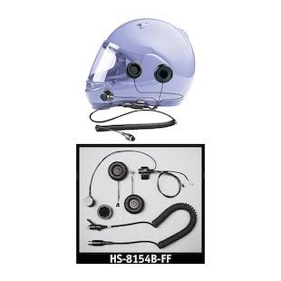 J&M HS-8154 Helmet Headsets