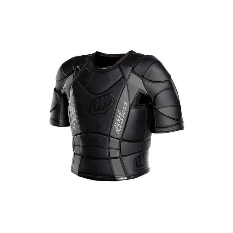 Troy Lee Youth 7850 Hot Weather Armored Short Sleeve Shirt
