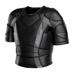 Troy Lee Youth BP 7850 Hot Weather Armored Shirt