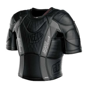 Troy Lee 5850 Hot Weather Armored Short Sleeve Shirt (MD Only)
