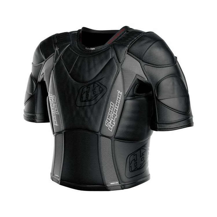 Troy Lee 5850 Hot Weather Armored Short Sleeve Shirt