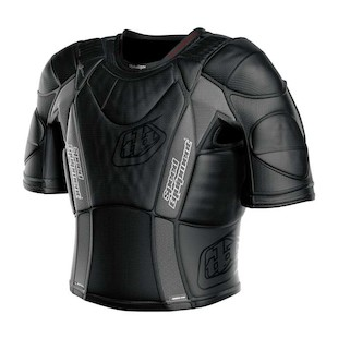 Troy Lee Youth BP 5850 Hot Weather Armored Shirt