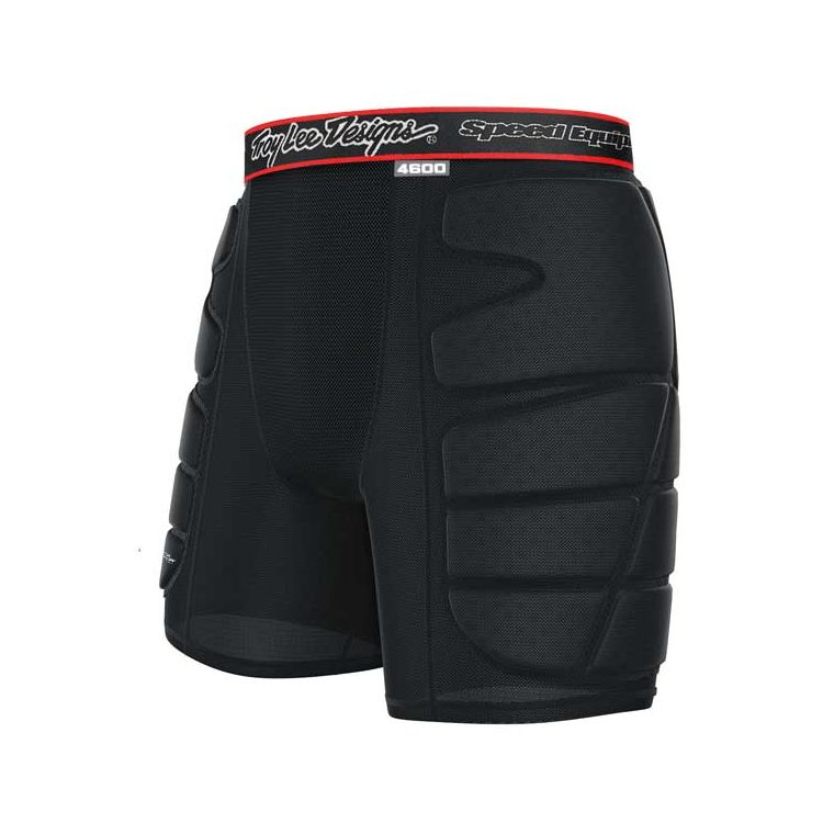 Troy Lee Youth BP 4600 Hot Weather Armored Shorts