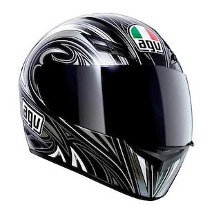 AGV K3 Evil Helmet