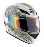 AGV K3 Flowers Helmet (Size XL Only)