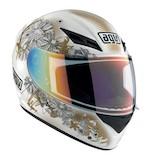 AGV K3 Flowers Helmet (Size XL Only)