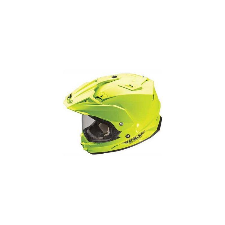 Fly Trekker DS Hi-Viz Helmet - 2011