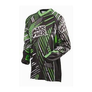Answer Syncron Jersey (Color: Green / Size: LG)