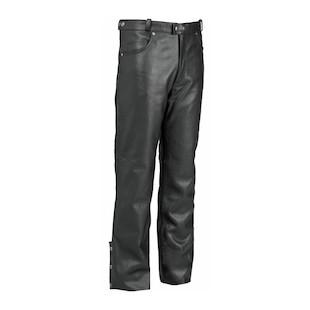 River Road Pueblo Cool Leather Overpants