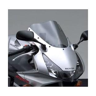 Givi D218DB Double Bubble Windscreen Honda CBR954RR Fireblade 2002-2003