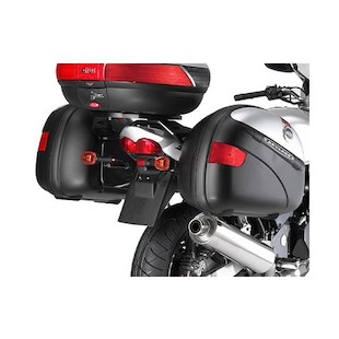 Givi PL448 Side Case Racks Kawasaki KLR650 2008-2014