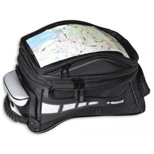 Held Traffic Velcro Strap Tank Bag