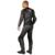 Dainese Draken Two Piece Suit - Black/Black