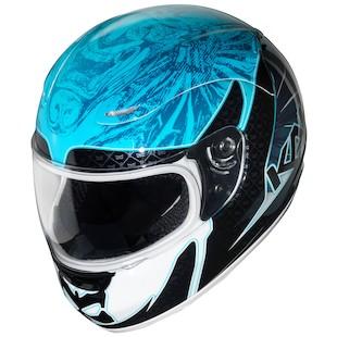 Kali Nira Face Helmet