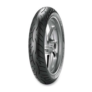 Metzeler Roadtec Z8 Interact Front Tire
