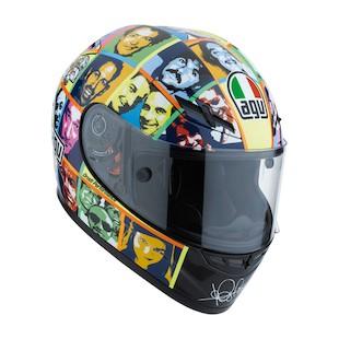 AGV GP-Tech Rossi Faces LE Helmet