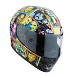AGV GP-Tech Rossi Faces LE Helmet