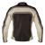 Dainese Tourage Vintage Leather Jacket (Size 60) - Black/Ice