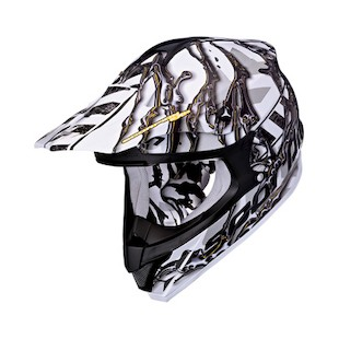 Scorpion VX-34 Oil Helmet