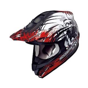 Scorpion VX-34 Scream Helmet (Size SM Only)