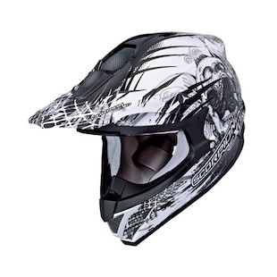 Scorpion VX-34 Scream Helmet
