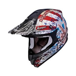 Scorpion VX-34 Victory Helmet (Size XL Only)