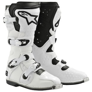 Alpinestars Tech 8 Light Vented Boots (Size 10 Only)