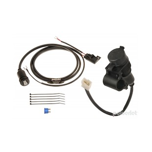 Powerlet Bar Mount Automotive Socket Kit with Lighter Element