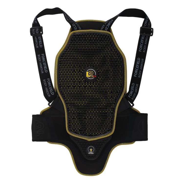 Forcefield Back Protector Pro Kevlar L2