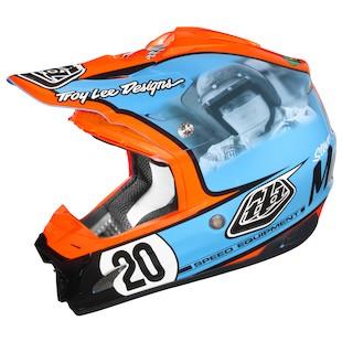 Troy Lee SE3 McQueen Helmet
