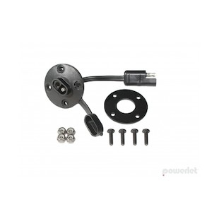 Powerlet Luggage Electrix Connector