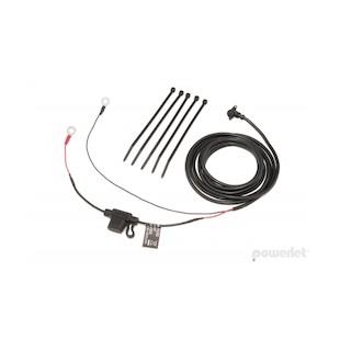 Powerlet Garmin Zumo Direct to Battery Harness