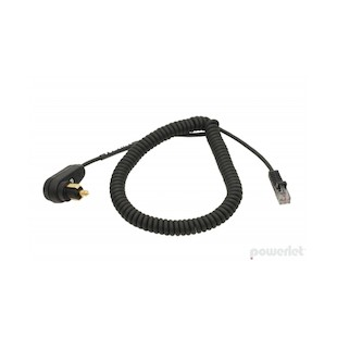 Powerlet Escort, Bell RX65, Valentine 1 Standard Powerlet Cable