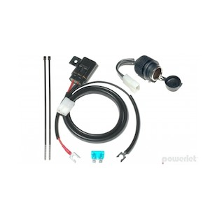 Powerlet Cigarette Socket Panel Mount Kit
