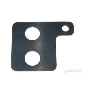 Powerlet 8mm Multi-Fit L-Bracket w/ Two Socket Holes