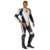 Dainese Avro Two Piece Suit - White/Black/White
