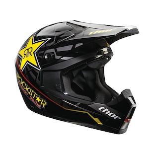 Thor Quadrant Rockstar Helmet 2012