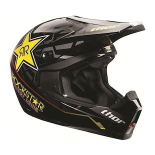 Thor Youth Quadrant Rockstar Helmet 2012
