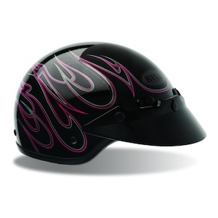 Bell Shorty Flames Helmet