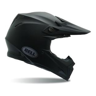 Bell Moto 9 Matte Black Helmet