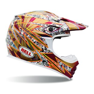Bell MX-2 Revolt Helmet