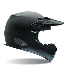 Bell MX-2 Matte Black Helmet