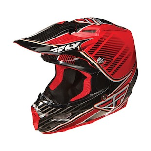 Fly Racing F2 Carbon Trey Canard Replica Helmet