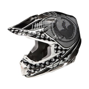 Fly Racing F2 Carbon Dragon LE Helmet