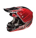 Fly Racing Youth Kinetic Pro Trey Carnard Helmet