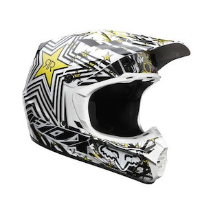 Fox Racing V3 Ryan Dungey Rockstar R Helmet