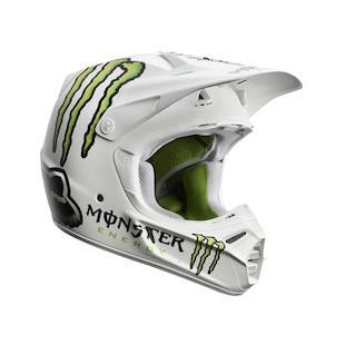 Fox Racing V3 RC Monster Pro Helmet