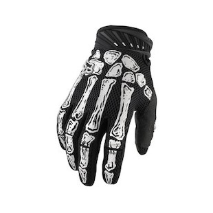 Fox Racing Pawtector The Bones Gloves
