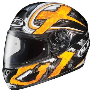 HJC CL-16 Shock Helmet (X-Small Only)