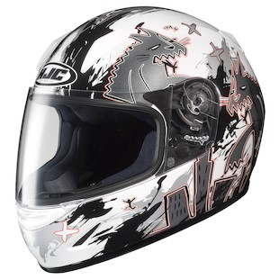 HJC CL-Y Youth KatZilla Helmet